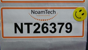 T1111002 Tray, BROWN / W/L Vision PAK  / Lens 2.2x2.2 / 2.201B /  (New Original Sealed)