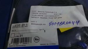 E32-D11L Photoelectric Switch CH Fiber Unit