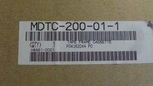 MDTC-200-01-1 Csssette, Tape Frame Cassette