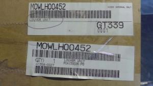 MOWLH00452 Filter, Louver Unit