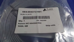 684-004372-001 Cable,  CA, RJ-11, 14FT