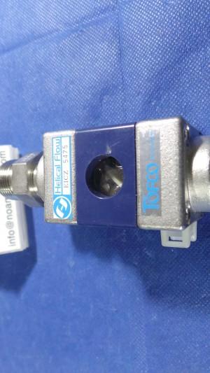 EiCZ5475 Valve, Helical Flow
