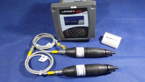 SC100 Hach Lange Controller SET With 2 Inductive Conductivity Digital