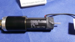 230950 Motor, DC / X 02 / J1 / 230950
