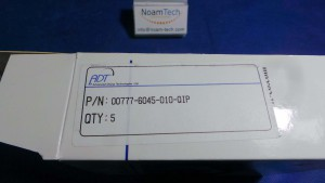 00777-6045-010-QiP Dicing Blades, Sintered 45mic / 116.8x0.254x88.82mm