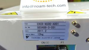 ERCR-NS00-A001 Robot, Controller / NXC100