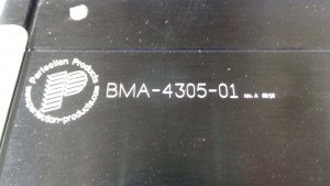BMA-4305-01 Wafer, Carrying Box / Rev A / Pertection Products