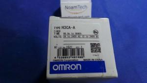 H3CA-A Timer Digital 99.9 to 9990h / 24 to 240v / AC 12 to 240v DC