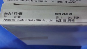 0810-2930-00 One Way Fiber Optic