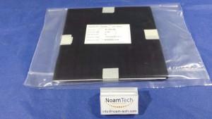 1204301529394 ) Thin Glass, Size 200mm / Thicness 0.40mm / Schott Mempax