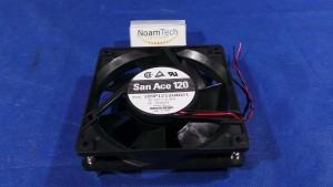 109P1212H4021 Fan, San Ace 120 / DC12v~0.45A / Sanyo Denki