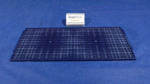 1N7-0909-D26 Tray, BLUE / 1N7-0909-D26 / 60C Max / MiL-2 / 3x3 / Daewon