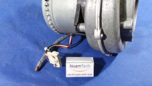 150241-50 Blower, Thermally Protected L / Fuse Protected / 240v / 50~60Hz