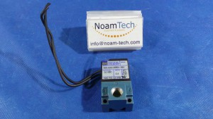 35A-AAA-DDBA-1BA Valve, Solenoid / 12 VDC / 5.4 Watts / 120Psi