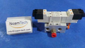 VQZ1351-5LO Valve, Solenoid / 0.15~0. 7MPa /24VDC / With Block