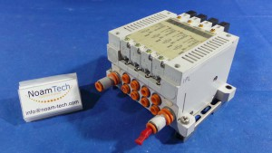 VQ2301N-5B Valve, Solenoid / Manifold Module With Block and 4 units of VQ2301N-5B