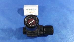 R72G-2AK-RMG Valve, 300PSIG / With Pressure Gauge 160Psi / Norgren