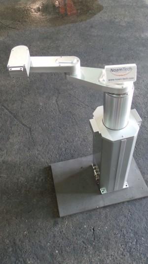AR-WL180CL-S-300-D1 Robot, Hirata Single Arm Roboat / Wafer Handling / AR-WL180CL-3-S-300-D1 / 1 Phase / AC200v 50/60Hz / 5a / Hirata