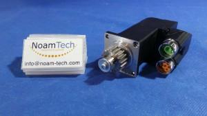 8LVA13.R0030D000-0 Motor, 8LVA13. R0030D000-0 / Rev C0 / BR Autom