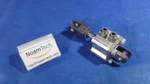 CQ2A25-10DM Cylinder, 1.0MPa / G / RZ / SMC