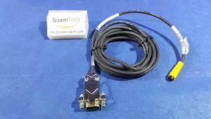 U0092-04 Cable, Turck U0092-04 / with 2 Plugs / Facilties Door SW R.