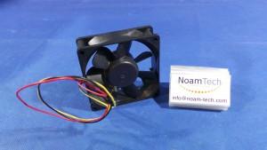 9A0824S4D01 Fan, DC24v / 0.1A / 9A0824S4D01 / San Cooler 80 / Sanyo Denki