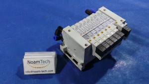 MNNIFOOLD Valve, Pneumatic / Module Manifold With ( 6 ) VQ110N-5B AND ( 1 ) VQ1101NR-5B AND ( 1 ) VVQ1000  / SMC