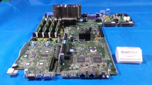 CN-0DT021-13740 Board, CN-0DT021-13740 /  Rev A00 / PowerEdge 2950 / Motherboard / With 4 ( 1GB 2Rx8 PC2-4200F Kingston ) and 1 ( CN-0MH180-13740 ) / and With CN-0GF449-73304 / DELL