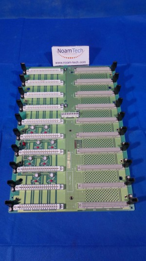 03235-66501 Board, 03235-66501 / Back Board 10 Slot Board / Rev A / Agilent / HP