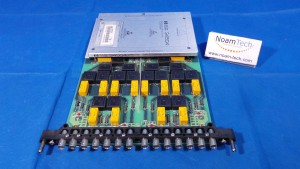 34504 Board, 34504 / 34504 B / Switched-Shield Coaxial Multiplexer / HP