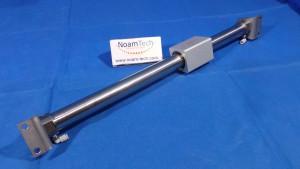 REA25-350 Cylinder, Slider / REA25-350 / 0.7 MPa / Sine (Sain) Rodless Cylinder / SMC