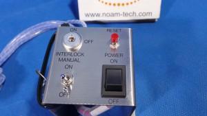 XXX-XXX-XXX Loader, Interlook / Reset / Power OFF~ON / Controll Panel With Key