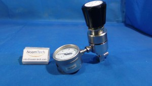 44-2262-942-191 Valve, 44-2262-949-191 / 27 bar ~ 400 PSiG / With Pressure Gauge EN837-1 1.4571 / bar AB / Tescom Europe
