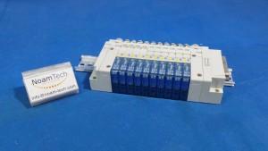 SJ3A60-5CUD-C4 Valve, Module, SJ3160-5CUD-C4 / Solenoid Valve Block With 10 Units Valves / SMC