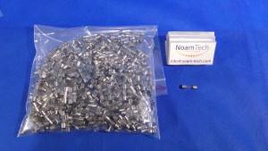 ET3.15AL250V Fuses, ET3.15AL250V / 4 Amp / Glass Tube Fast Acting ( Lot of 300 Units )