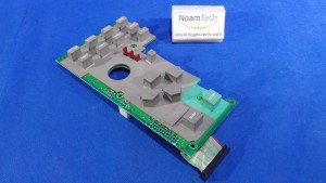 8825A707 Board, 8825A707 / Hioki