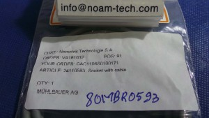 24110593 Cable With Socket
