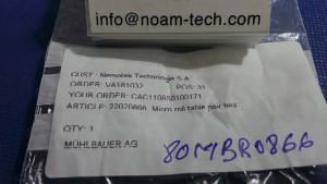 NDN-1505 Micro Roll Tabie Pair Hea ( Set )