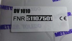 51107501 Interchangeable Burettes DV1010