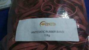 XXX-XXX-XXX Antistatic Rubber Bands / 1 Kg Bags