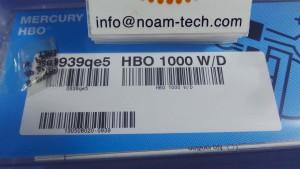 HBO1000WD Lamp, Mercury Short Lamp HBO