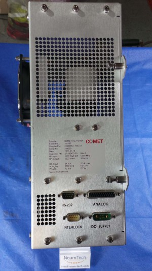 20033653 Comet AG Flamatt / With SB79 / 20052598 / 27-41108-00
