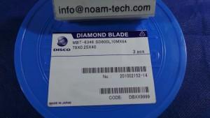 SD600L10MX64 Diamond Blade, 79x0.25x40 / Disco