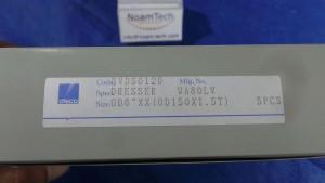 """BVDS0120 Blade, Dressing Board / 0D6""""XX ( 0D150X1.5T )"""