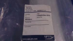 2033879 KF40 Ext, Tube - 520mm ST / ST / Machine ME06810
