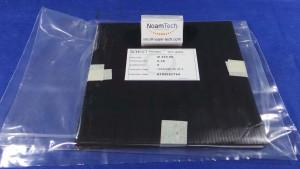 1204292029392 ) Thin Glass, Size 200mm / Thicness 0.30mm / Schott Mempax