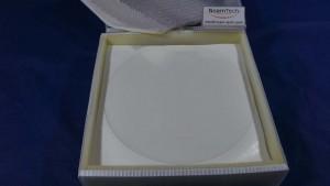 1006070906936 ) Thin Glass, Size 200.0x0.9mm / Type D263TECO/ Schott Mempax