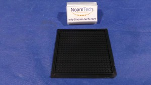 3.10X3.06X1.40 Tray, Chip / 20x20=400 / BLACK / MSST