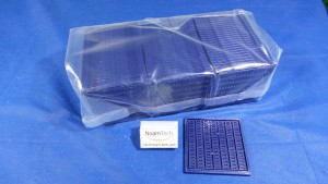 T1011025 Tray, W/LBAG 3.249x9.883 0.671T01T BLUE  (NEW Original Factory Sealed) DW