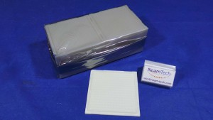 S407 Tray, S407MVP.S/ WHITE/ 3.802x4.176.420/ 16x16 (NEW Original Factory Sealed)